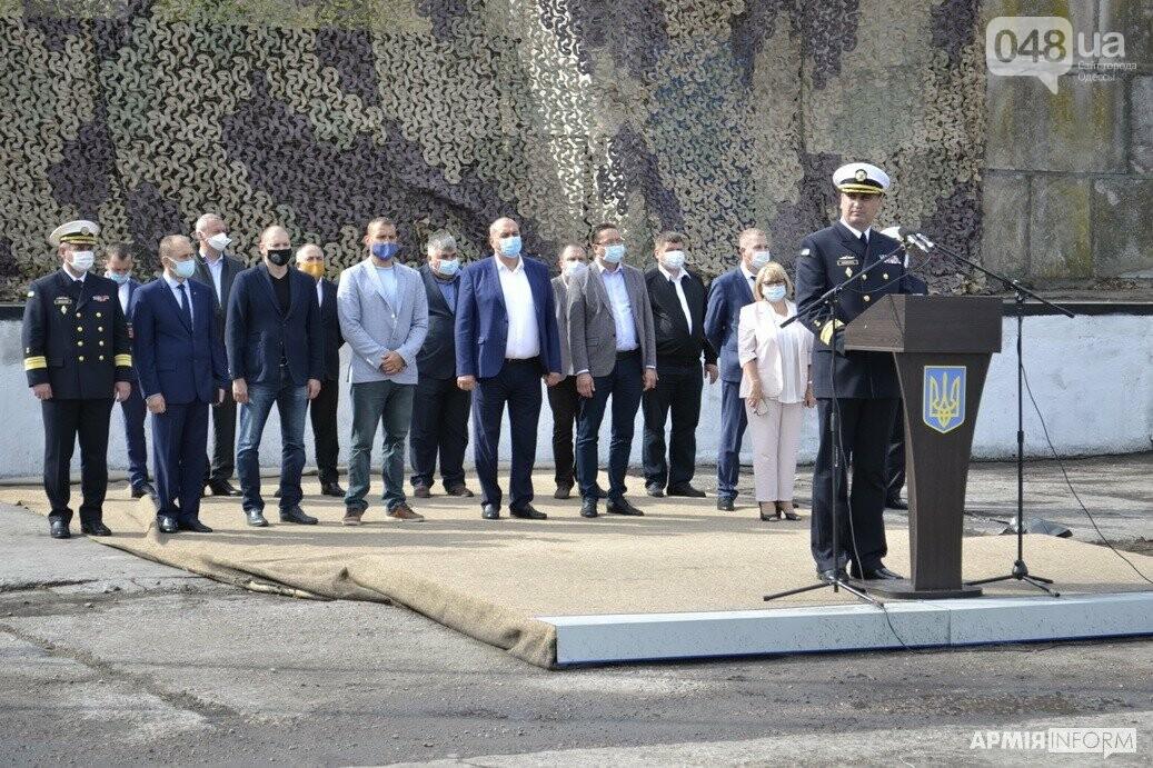 В Одесской области будут базироваться катера из США, - ФОТО, фото-2