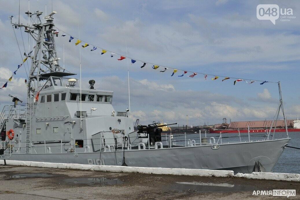 В Одесской области будут базироваться катера из США, - ФОТО, фото-1