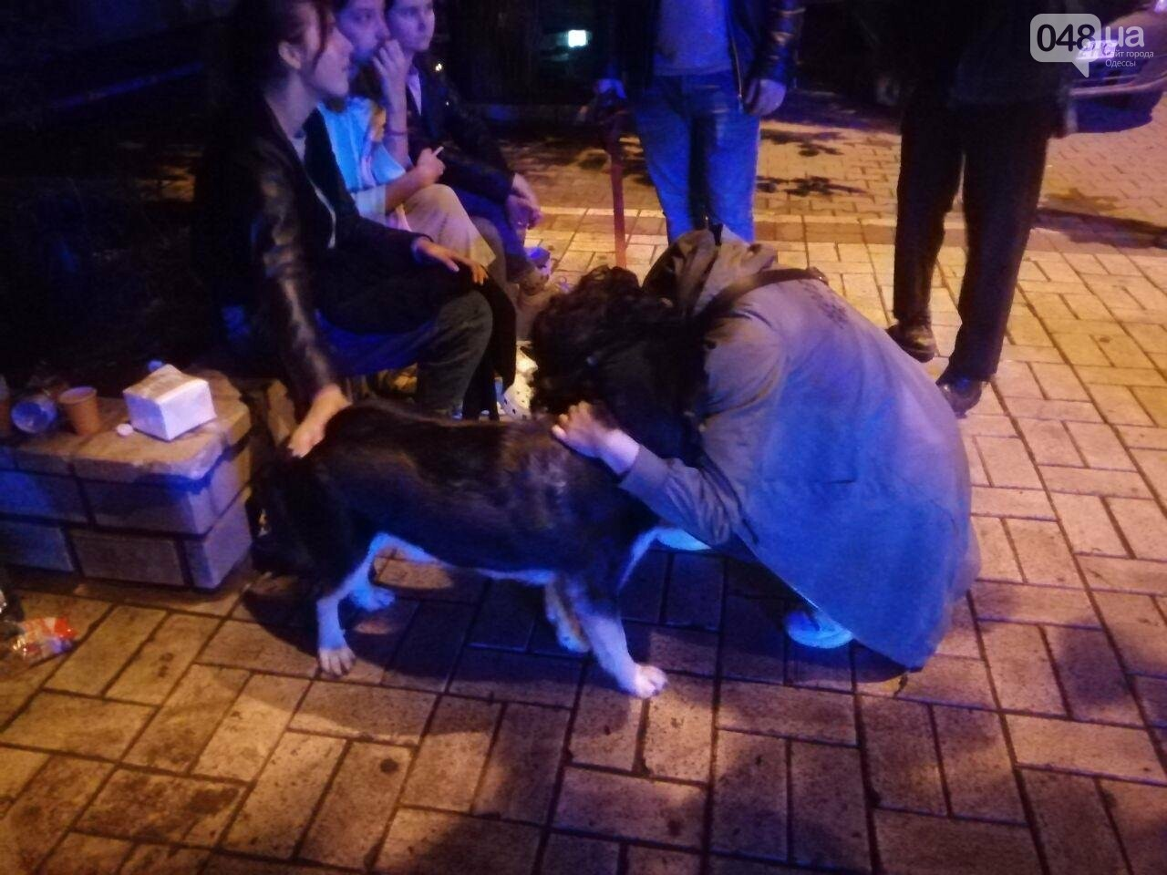 В Одессе горела квартира, 21-летняя девушка в тяжелом состоянии, - ФОТО2