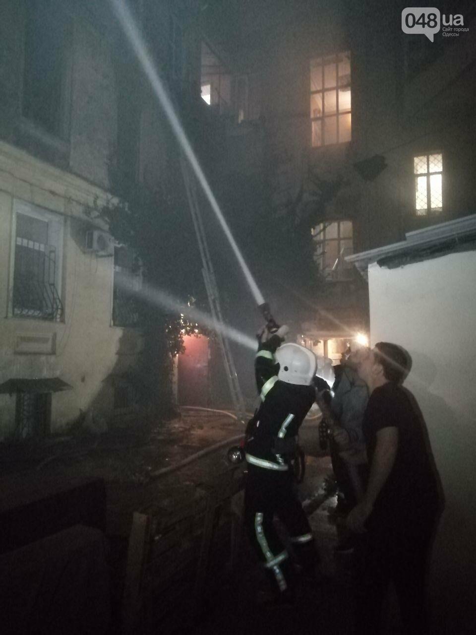 В Одессе горела квартира, 21-летняя девушка в тяжелом состоянии, - ФОТО3