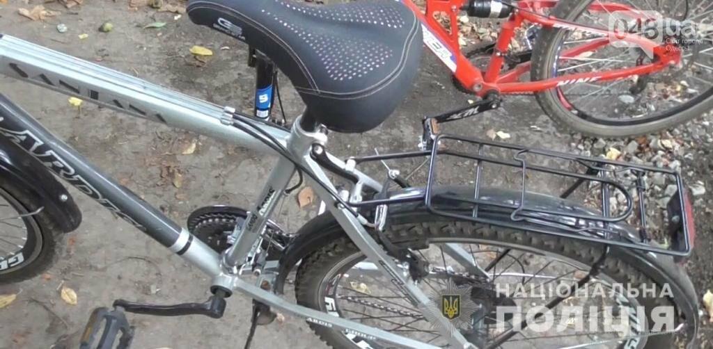 В Одесской области мужчина украл из подъезда два велосипеда, - ФОТО1