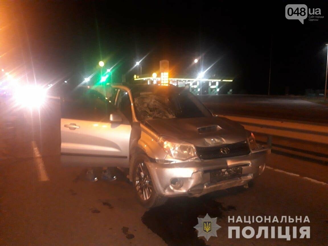 В Одессе произошло ДТП в котором погиб мопедист, - ФОТО2