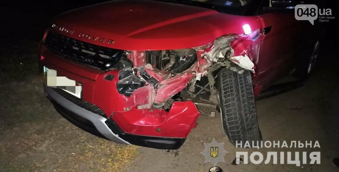 Полицейский оказался в больнице, в результате ДТП в Одесской области, - ФОТО , фото-2