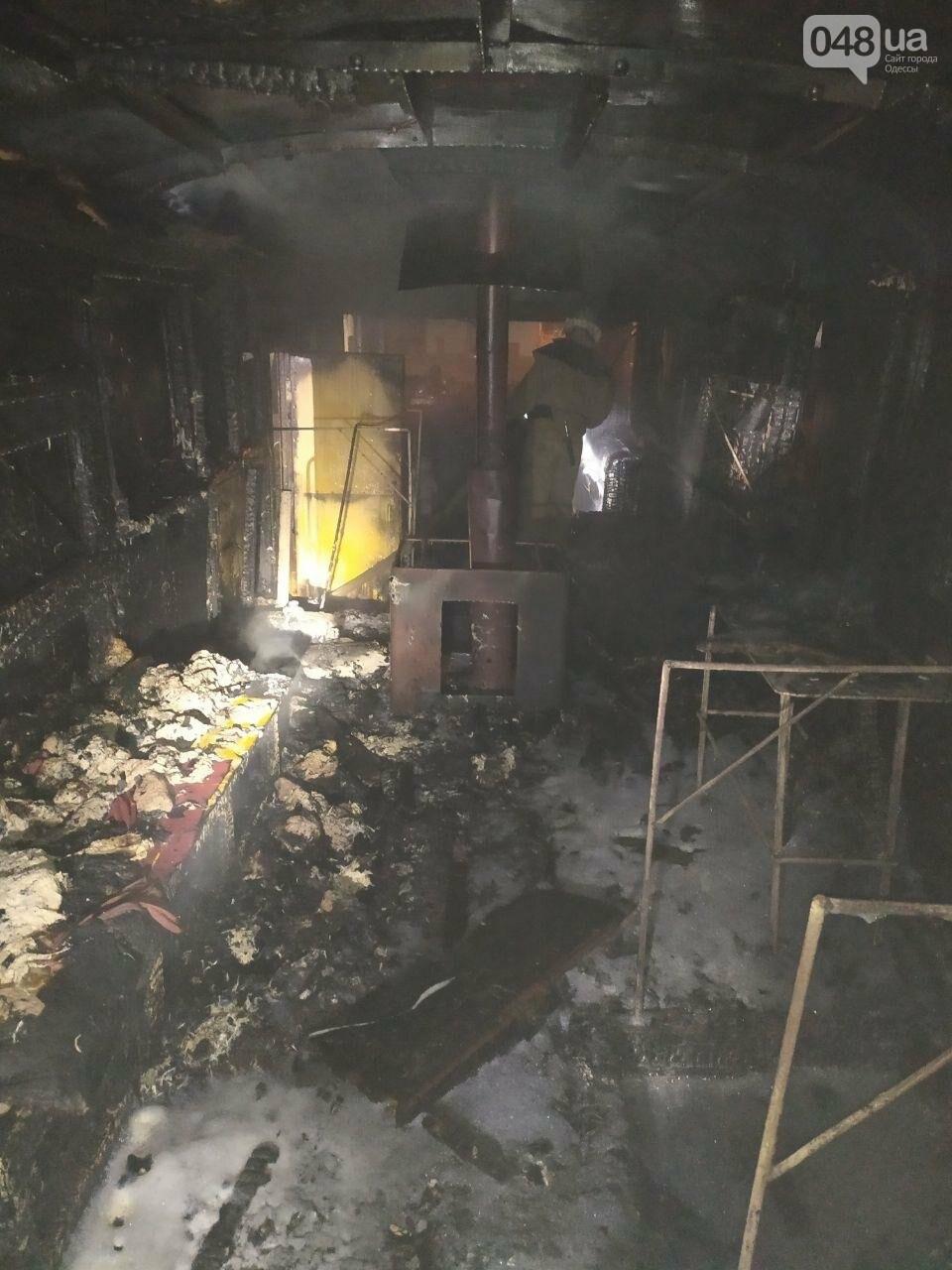 В Одесской области на железной дороге тушили масштабный пожар, - ФОТО3