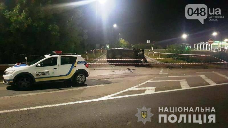 На трассе Одесса-Киев ночью произошло смертельное ДТП, - ФОТО, фото-1