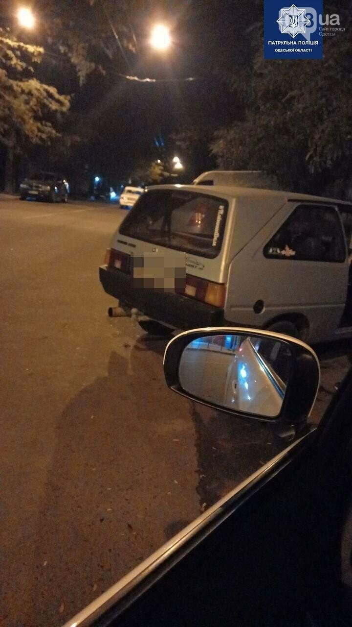 В Одессе водитель сбил ребёнка и скрылся с места происшествия, - ФОТО, фото-1