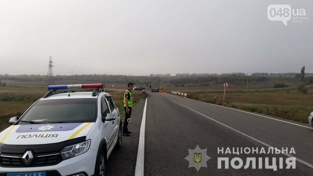 Выехал на встречку: на трассе Одесса-Рени в ДТП погиб мужчина, - ФОТО, фото-2