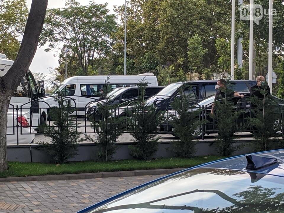 В Одессе моряки вышли на марш протеста, чтобы обратить внимание  Зеленского,- ФОТО, фото-9