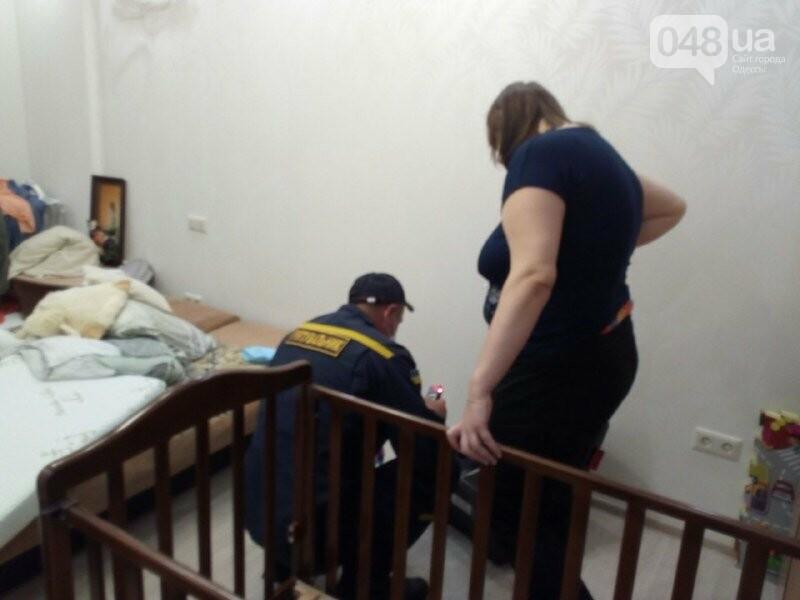 Одесские спасатели в детской комнате изъяли около 0,2 граммов ртути, - ФОТО, фото-1