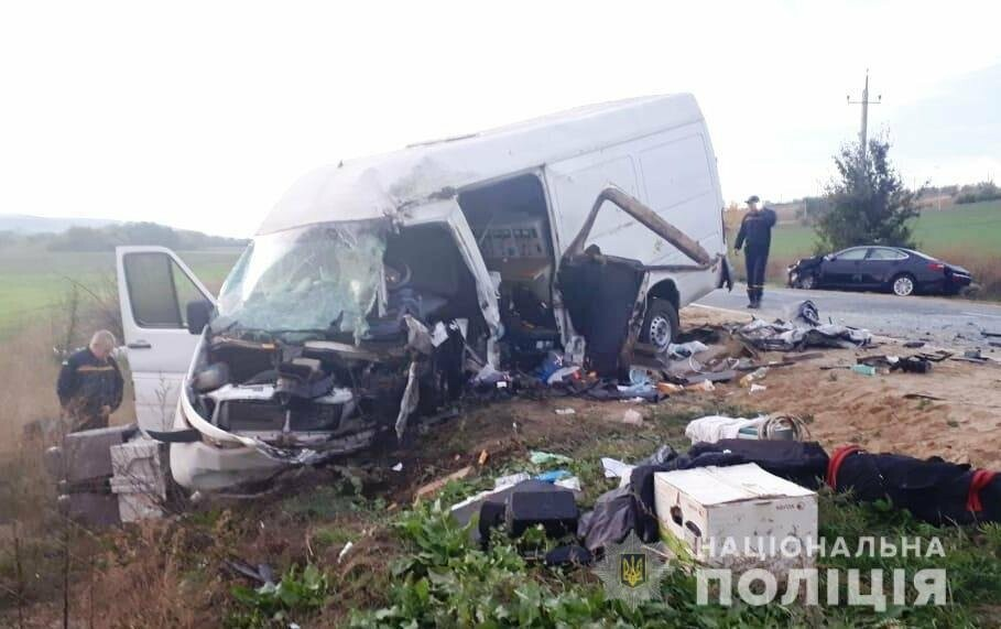 В Одесской области произошло смертельное ДТП, - ФОТО1