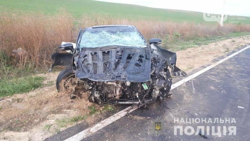 В Одесской области произошло смертельное ДТП, - ФОТО2