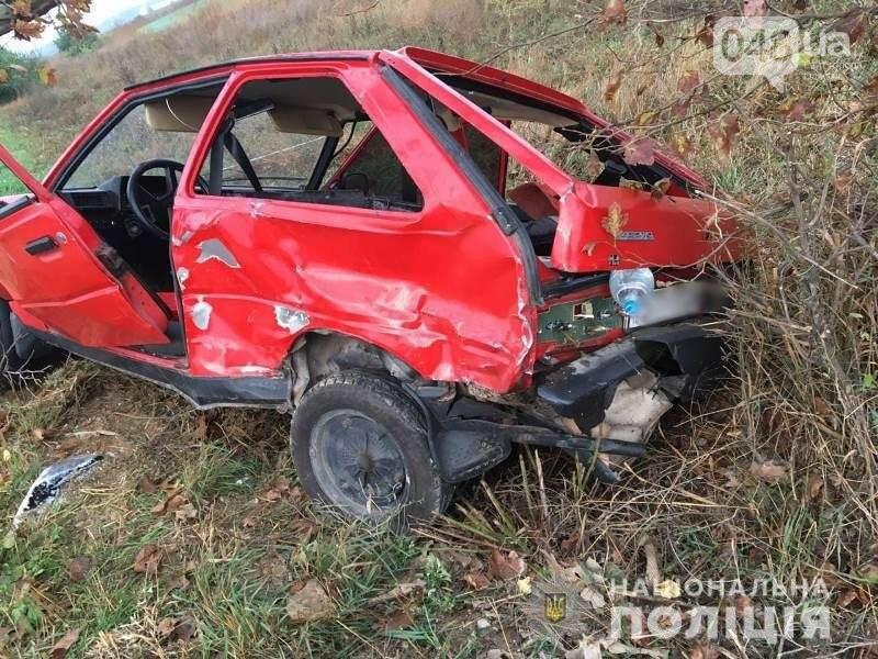 ДТП в Одесской области: покорёженный метал и 7 пострадавших, - ФОТО1