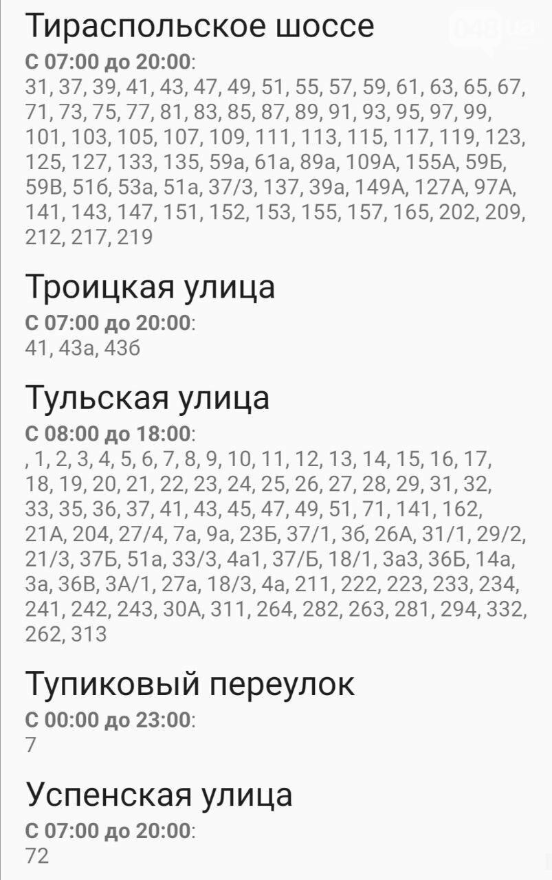 Где завтра в Одессе не будет света: график отключений на 20 октября , фото-39