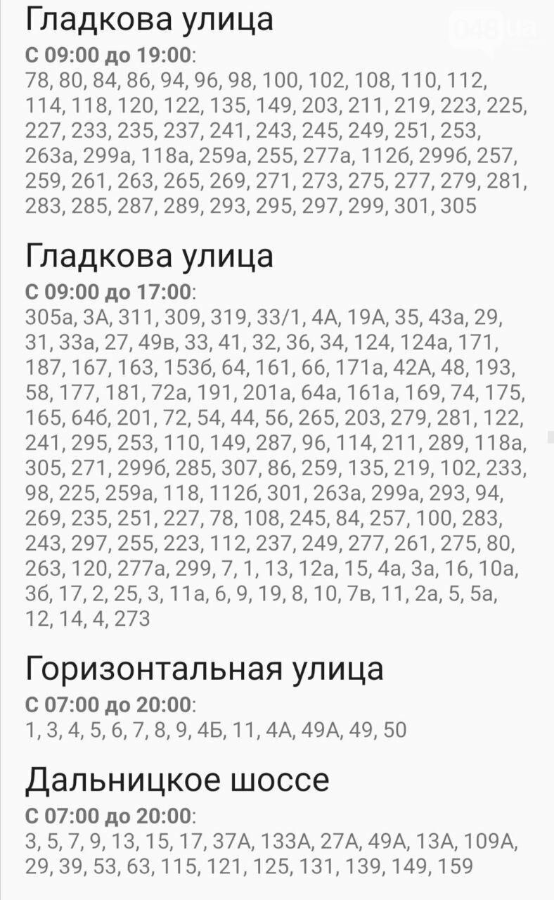 Где завтра в Одессе не будет света: график на 22 октября , фото-33