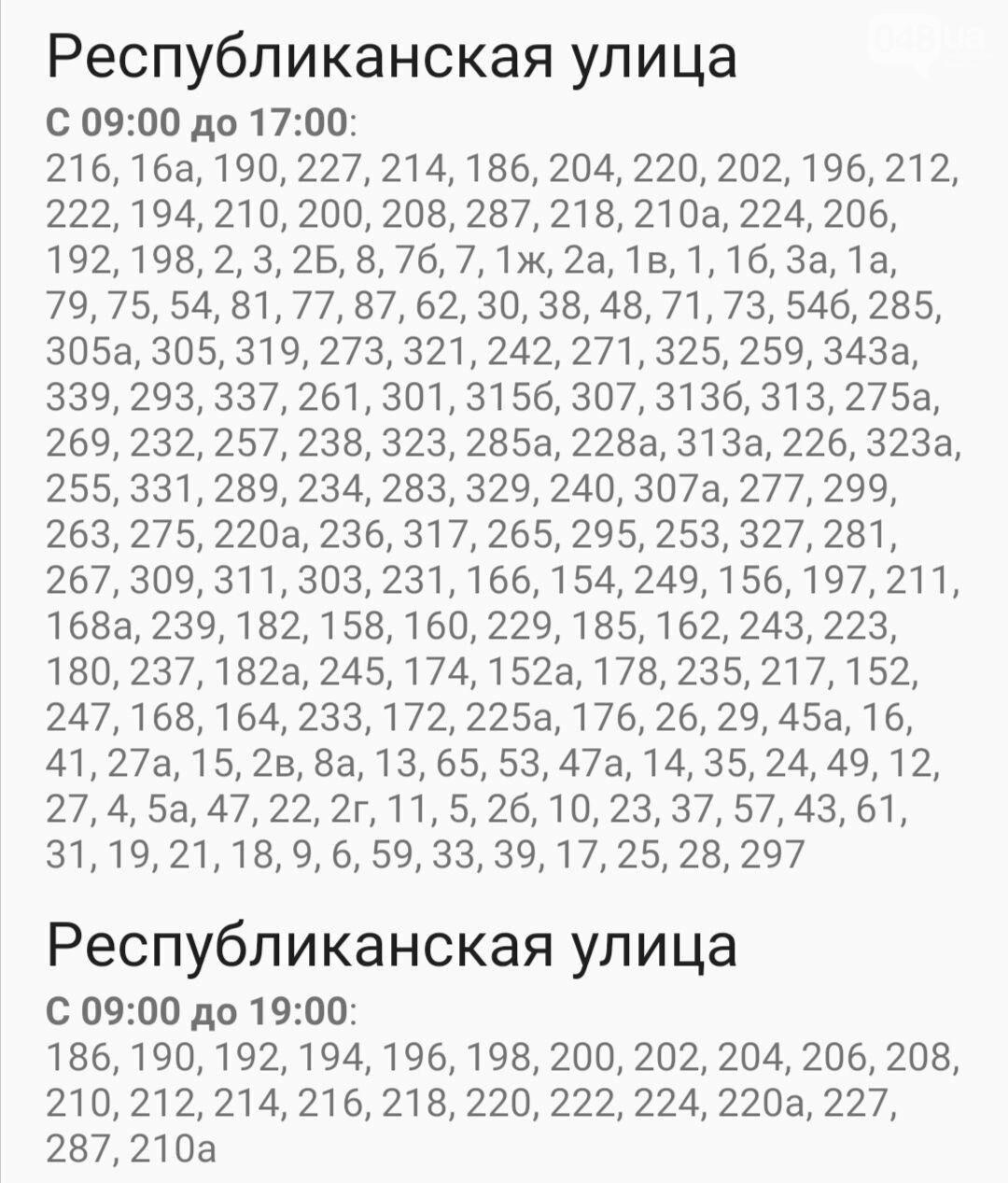 Где завтра в Одессе не будет света: график на 22 октября , фото-63