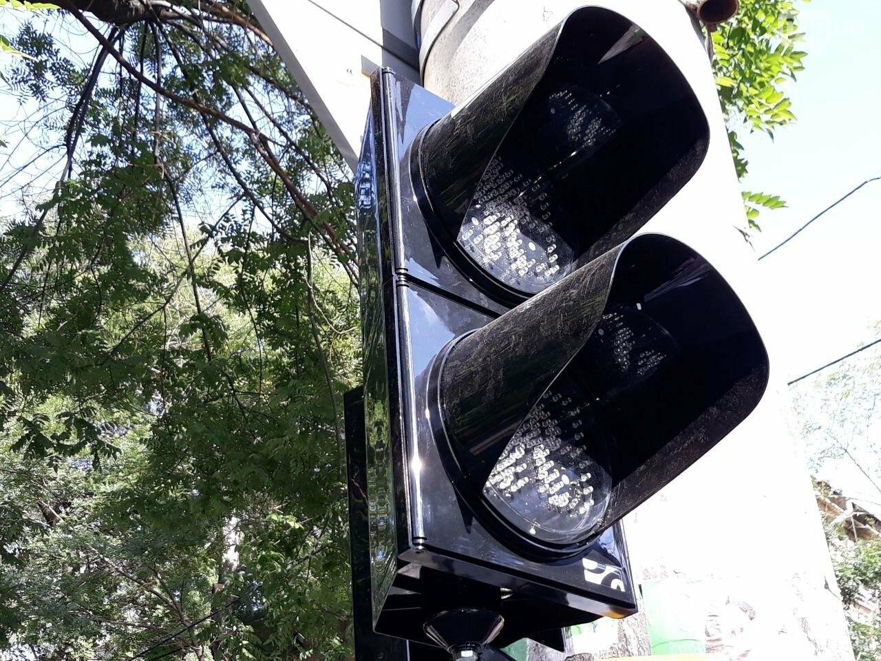 В Одессе на перекрестке Базарной и Осипова появился светофор, - ФОТО, фото-3