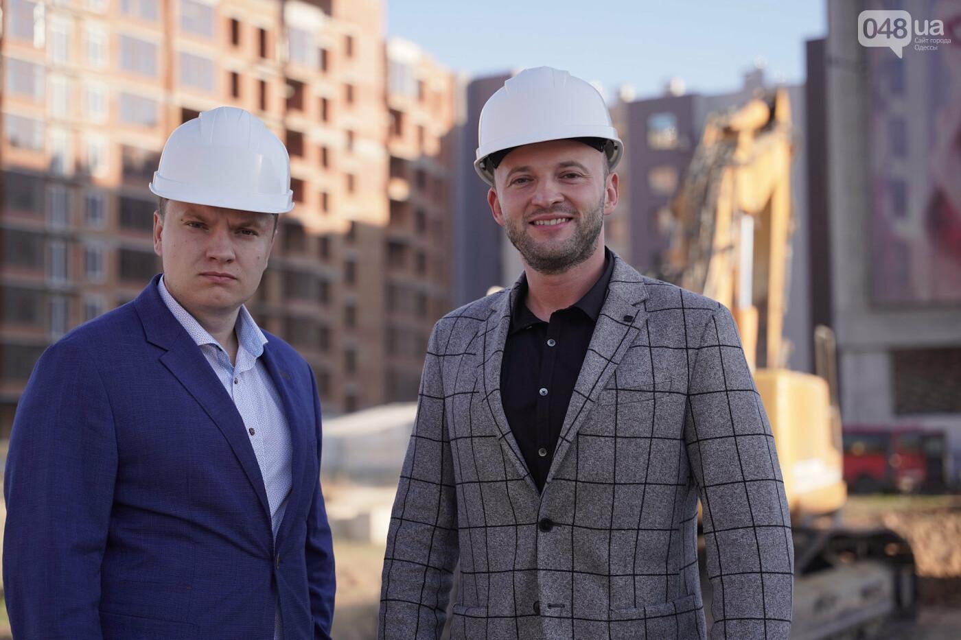 Очередной недострой в Одессе будет достроен и более 100 семей получат ключи от долгожданных квартир., фото-1