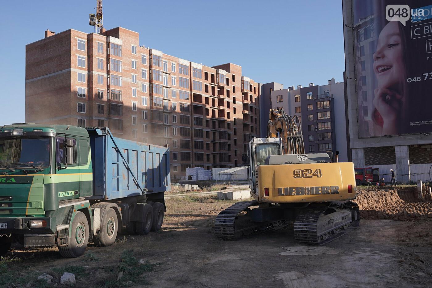 Очередной недострой в Одессе будет достроен и более 100 семей получат ключи от долгожданных квартир., фото-2