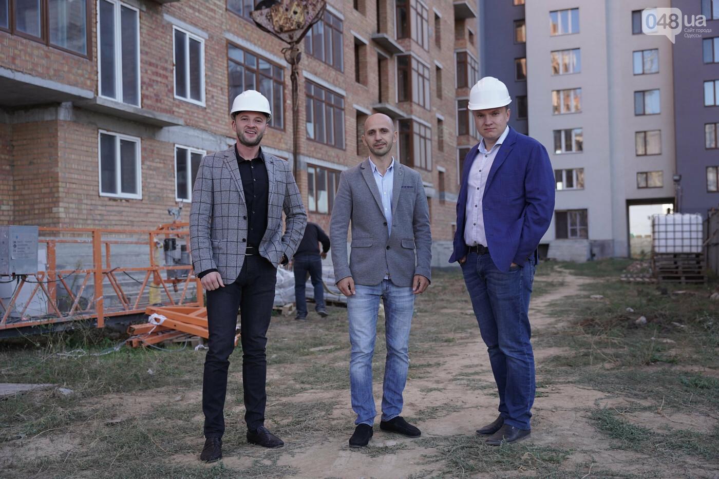 Очередной недострой в Одессе будет достроен и более 100 семей получат ключи от долгожданных квартир., фото-3