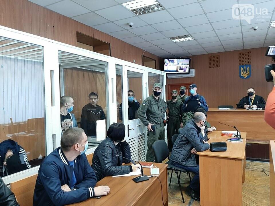 В Одессе на судебном заседании семеро заключенных вскрыли вены,- ФОТО, фото-1
