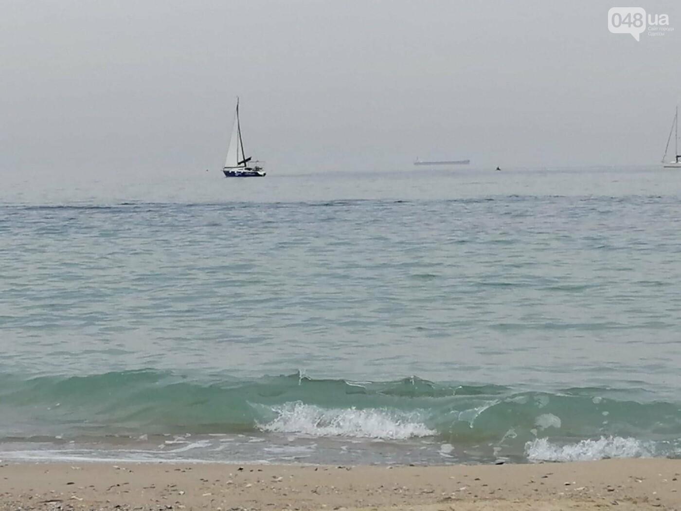 Одесситы в день тишины отправились к морю,- ФОТОРЕПОРТАЖ, фото-2