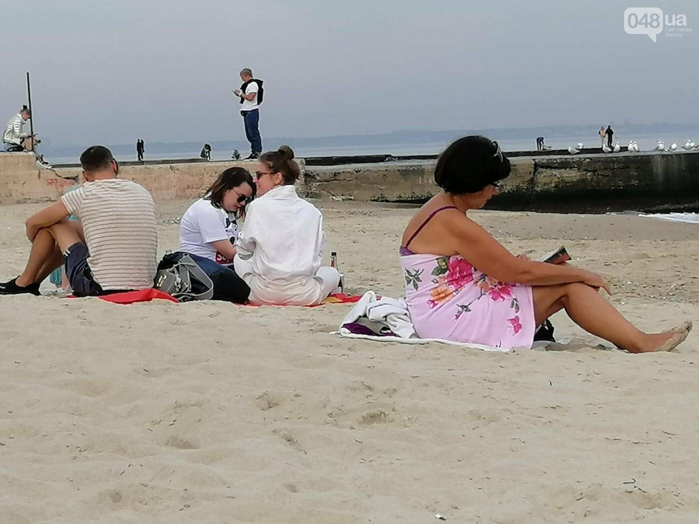 Одесситы в день тишины отправились к морю,- ФОТОРЕПОРТАЖ, фото-9