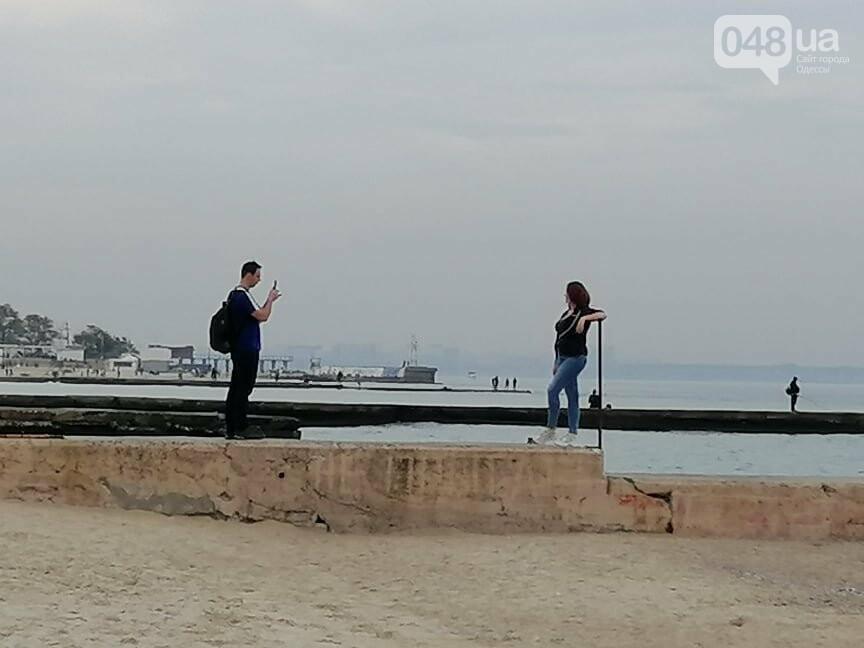 Одесситы в день тишины отправились к морю,- ФОТОРЕПОРТАЖ, фото-7
