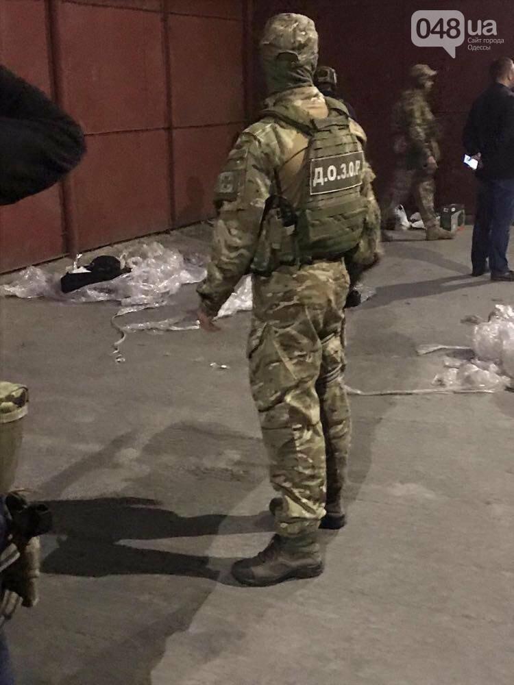 В порту Одессы обнаружили контейнер со 120 кг кокаина из Перу, - ФОТО, фото-1