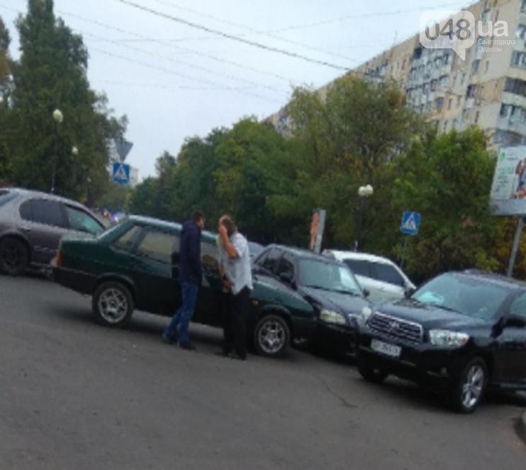Осложнено движение: в Одессе на поселке Котовского три ДТП,..., фото-22