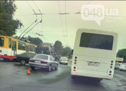 В Одессе за одно утро произошло более пяти ДТП, - ФОТО, фото-22