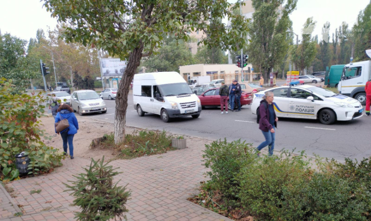 В Одессе за одно утро произошло более пяти ДТП, - ФОТО, фото-11