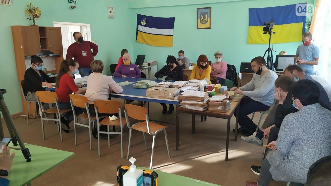 Пересчет голосов в пригороде Одессы: стали известны результаты выборов, фото-9, ФОТО: Александр Жирносенко