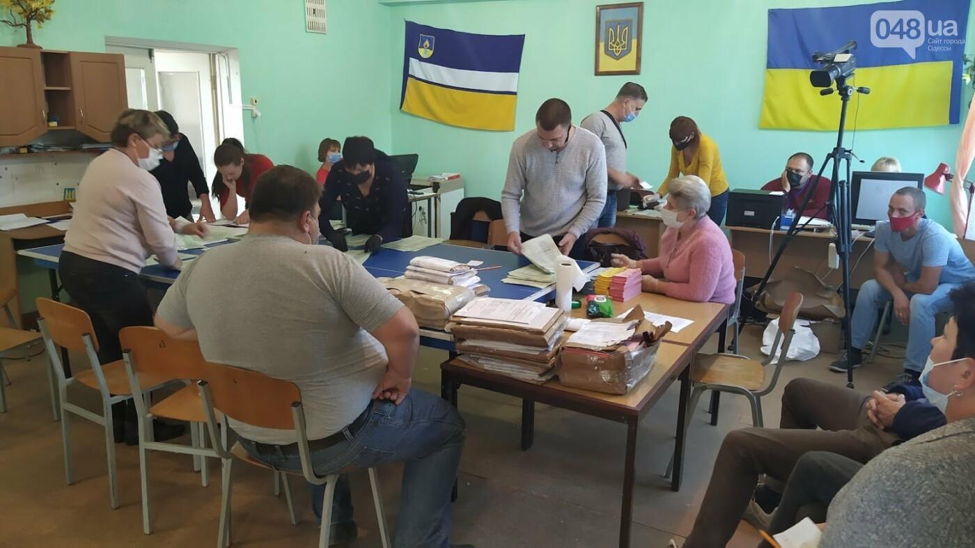 Пересчет голосов в пригороде Одессы: стали известны результаты выборов, фото-13, ФОТО: Александр Жирносенко