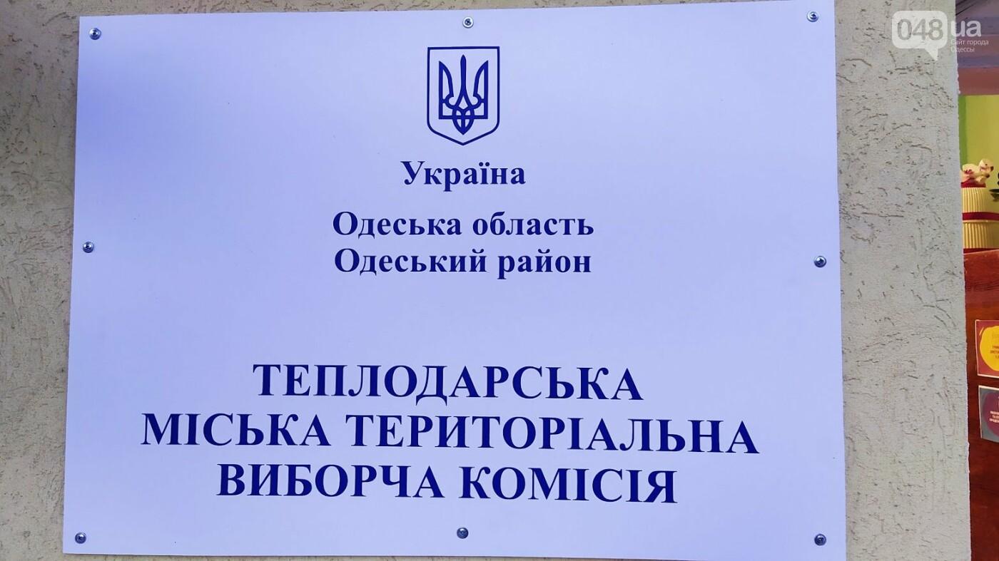 Пересчет голосов в пригороде Одессы: стали известны результаты выборов, фото-4, ФОТО: Александр Жирносенко