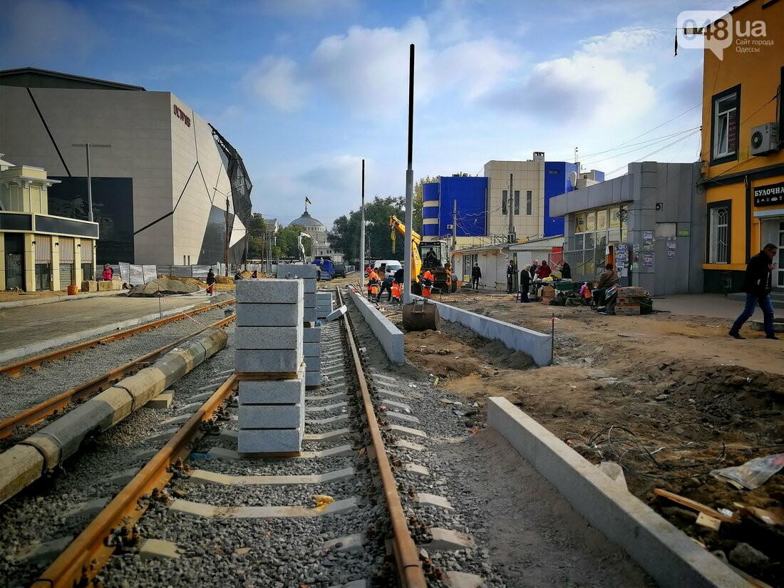 В Одессе скоро завершится ремонт Новощепного Ряда, - ФОТО, фото-3