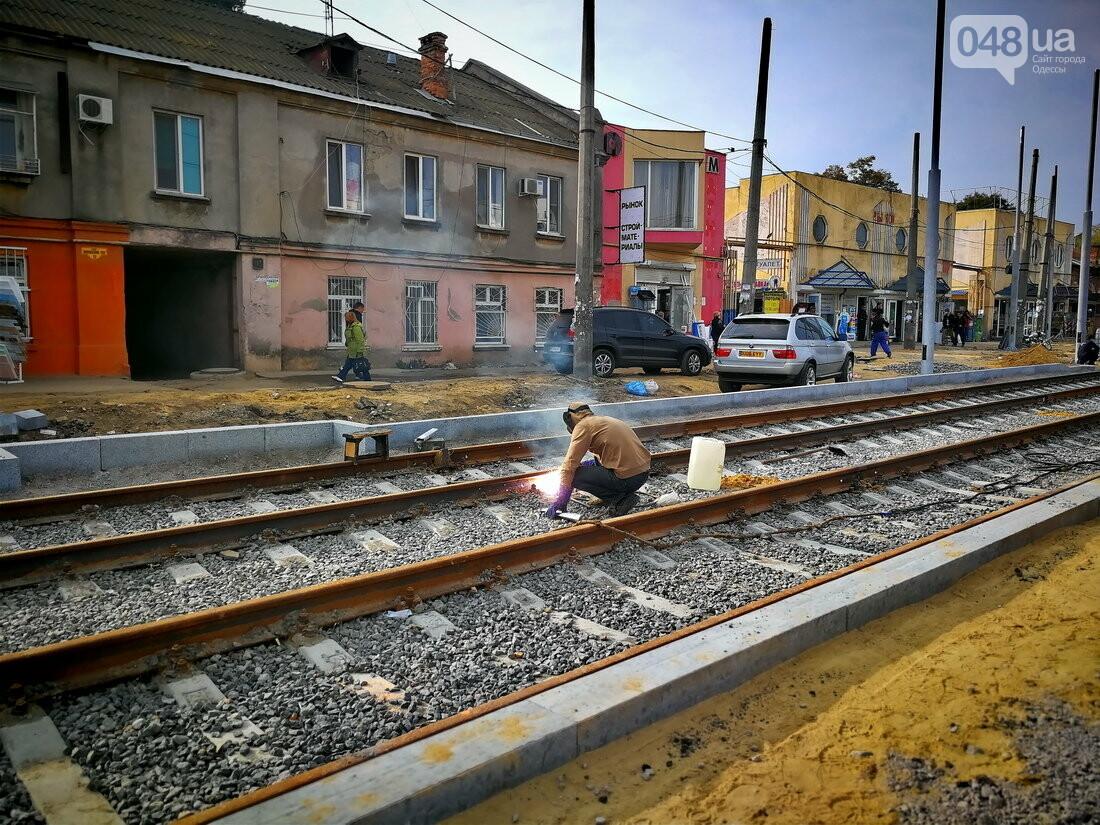 В Одессе скоро завершится ремонт Новощепного Ряда, - ФОТО, фото-2