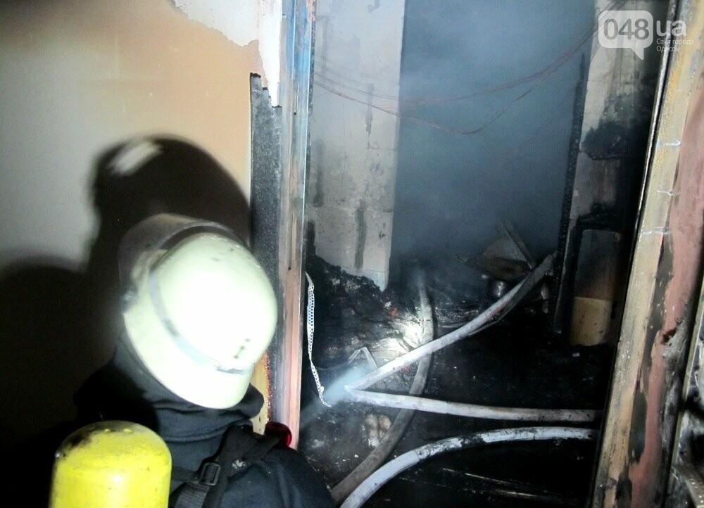 Пожар в Альтаире. Одесса.5