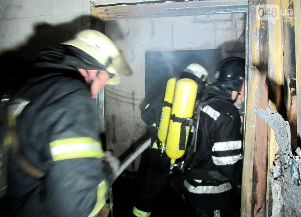 Пожар в Альтаире. Одесса.6