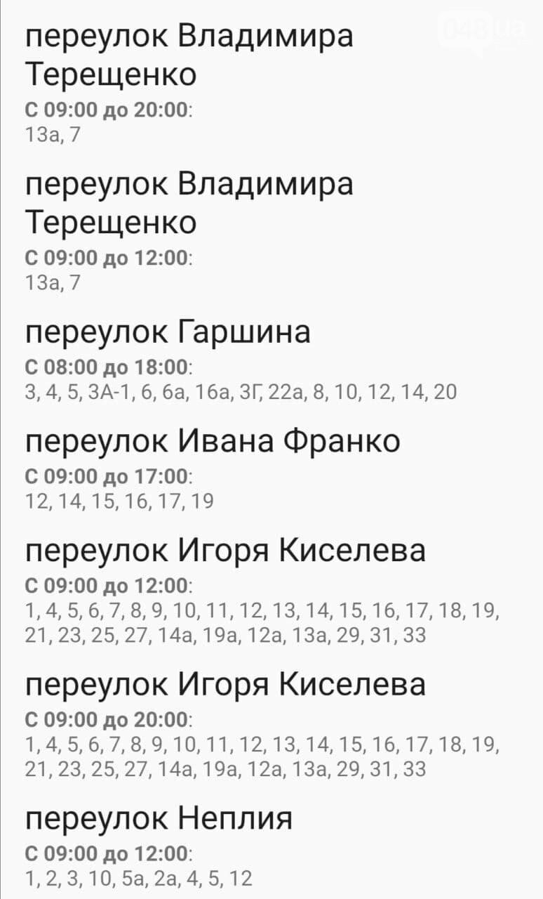 Отключения света в Одессе завтра: график на 4 ноября , фото-33