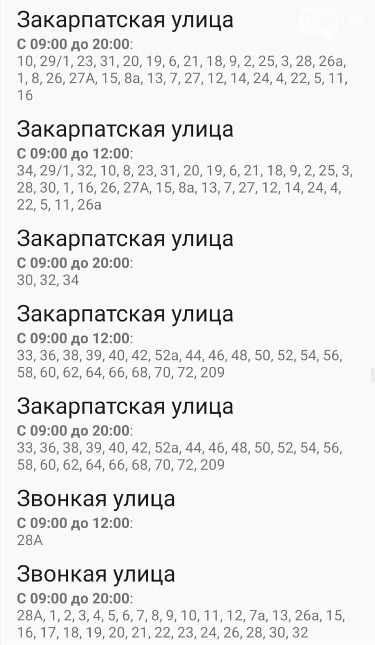 Отключения света в Одессе завтра: график на 4 ноября , фото-46