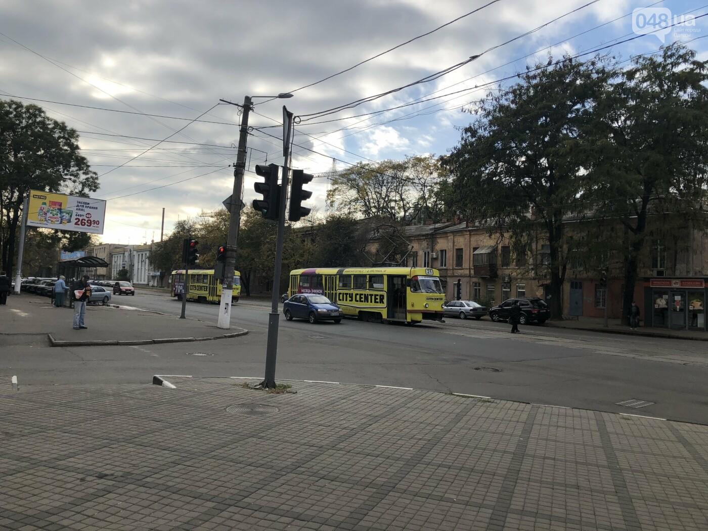 ДТП на улице Прохоровская2