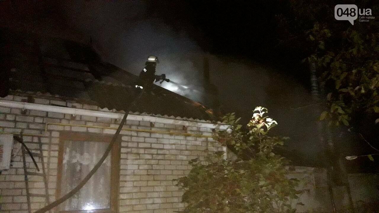 В Одесской области пожарные уберегли хозяев дома от потери..., фото-11