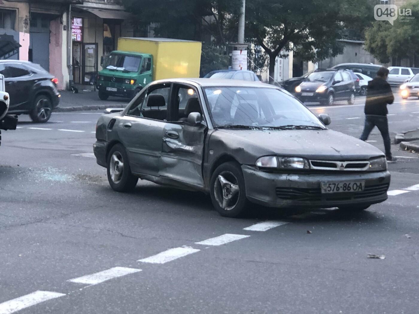 ДТП на улице Богдана Хмельницкого2