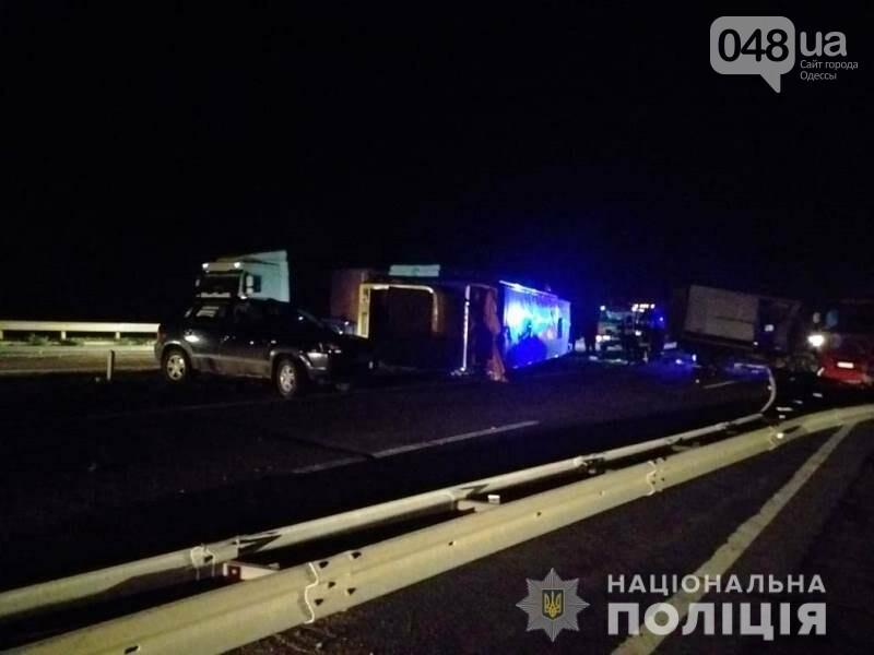 """На трассе """"Киев-Одесса"""" перевернулся автобус,- ВИДЕО, ФОТО, фото-11"""