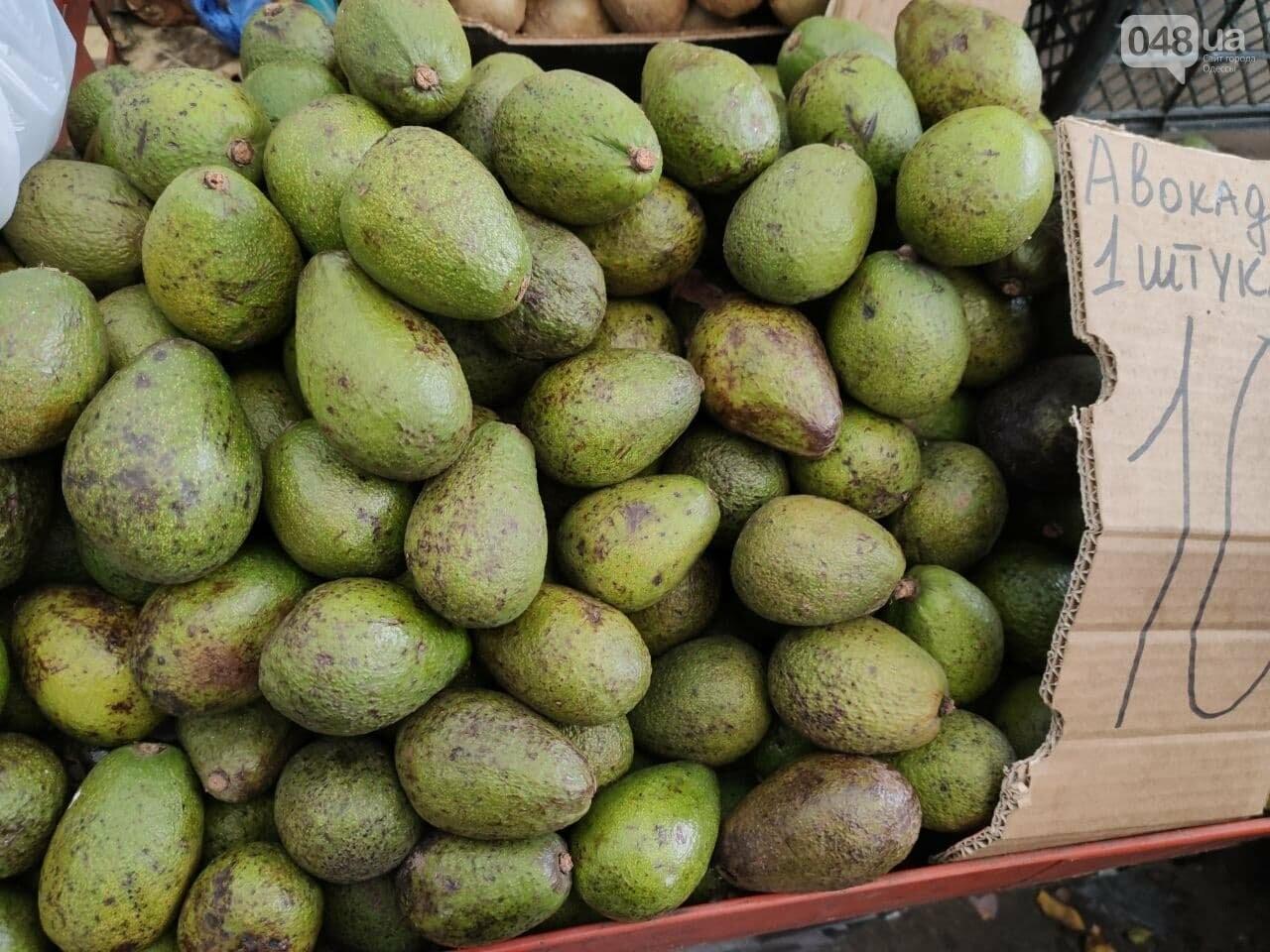Авокадо, киви, белые грибы: сколько на одесском Привозе стоят фрукты и овощи, - ФОТО, фото-7