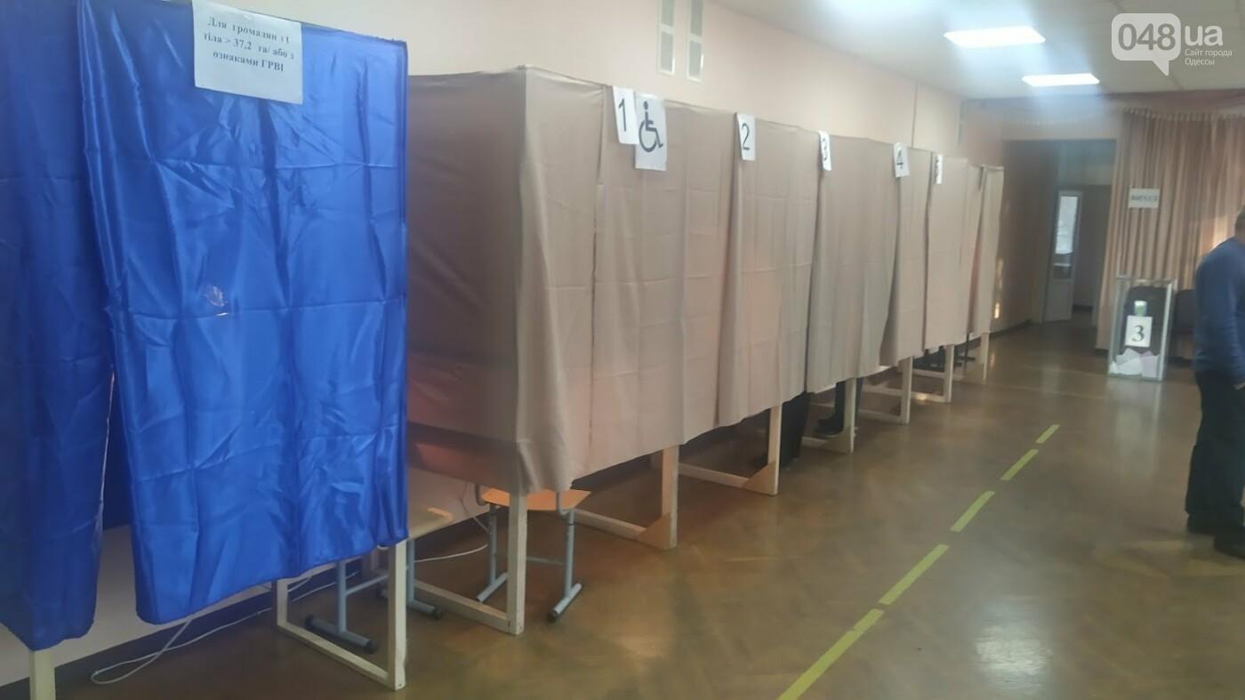 Местные выборы в Одессе: фиксируется рекордно низкая явка, фото-9, ФОТО: Александр Жирносенко