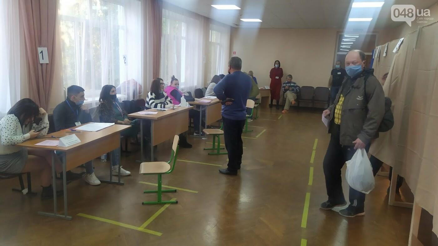 Местные выборы в Одессе: фиксируется рекордно низкая явка, фото-10, ФОТО: Александр Жирносенко