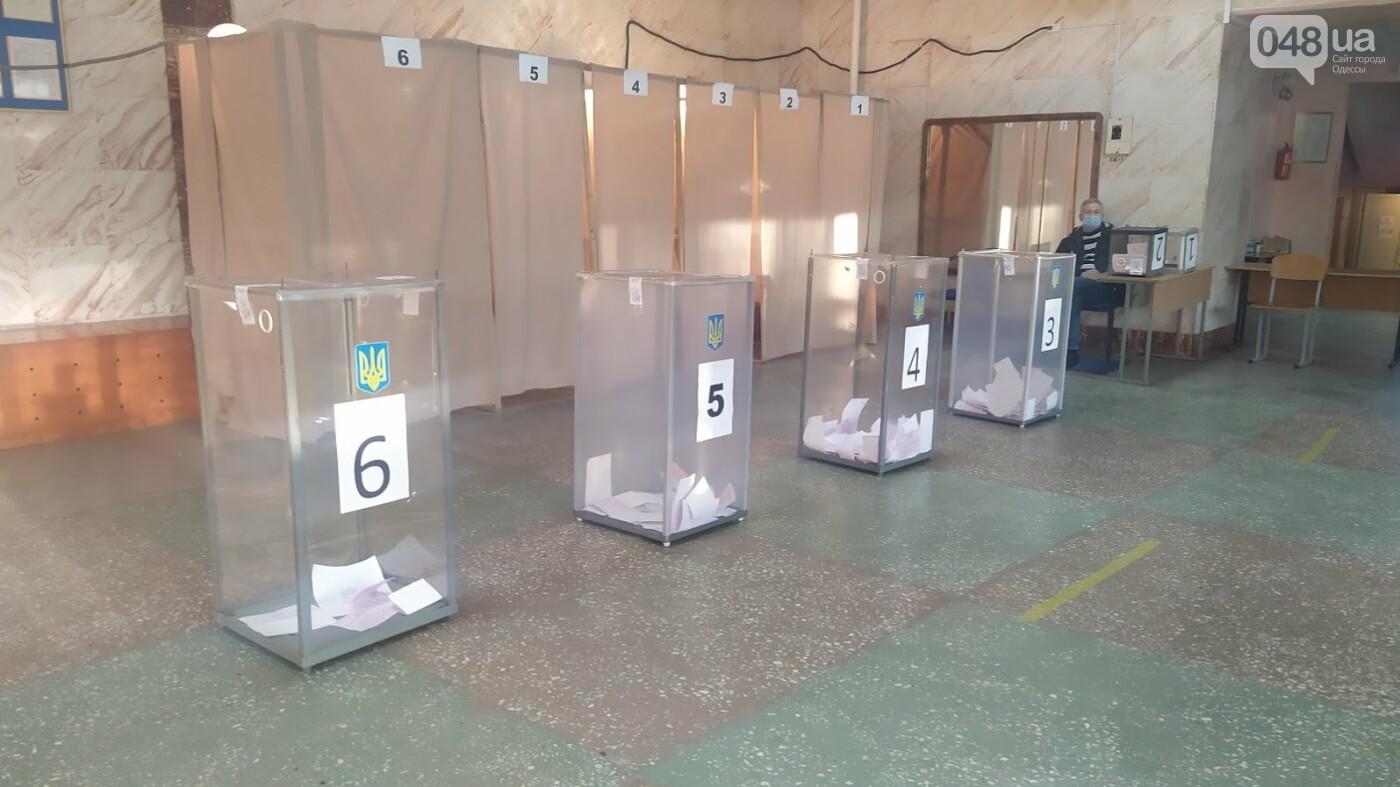 Местные выборы в Одессе: фиксируется рекордно низкая явка, фото-14, ФОТО: Александр Жирносенко