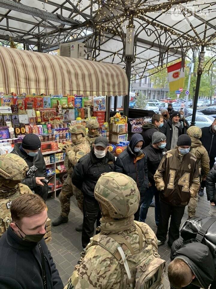 """Стало известно, что ищет СБУ в Одессе на """"Книжке"""", - ФОТО, ВИДЕО, фото-5"""