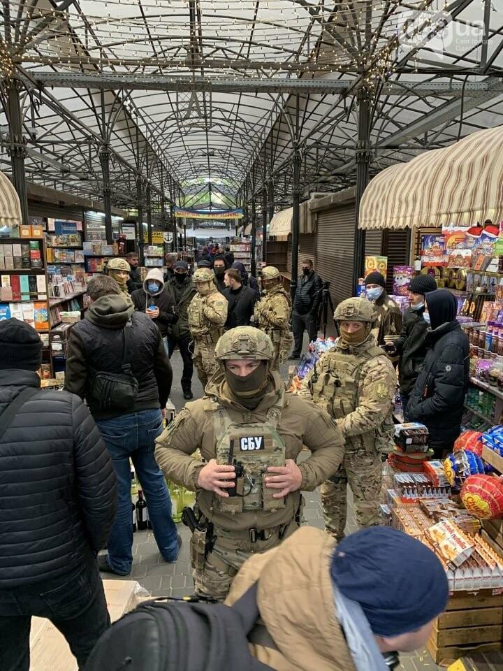 """Стало известно, что ищет СБУ в Одессе на """"Книжке"""", - ФОТО, ВИДЕО, фото-7"""
